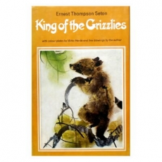 King of the Grizzlies(灰色グマの一生・シートン動物記)