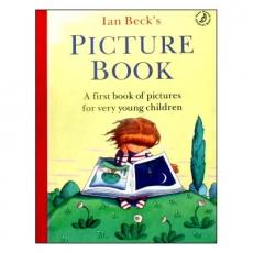 【洋書絵本】イアン・ベック「Ian Becks PICTURE BOOK」(えほん)