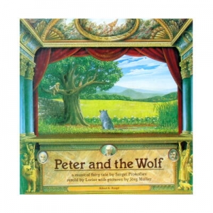 Peter and the Wolf (FOSSETTE18) [ピーターとオオカミ/アメリカ・英語(丸善フォセット18)]