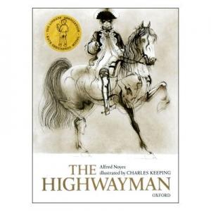 The Highwayman (FOSSETTE32) [ハイウェイマン/イギリス・英語(丸善フォセット54)] ★アルフレッド・ノイズ/チャールズ・キーピング★