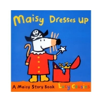 Maisy Dresses Up A Maisy Story Book(メイシーちゃんのかそうパーティ)