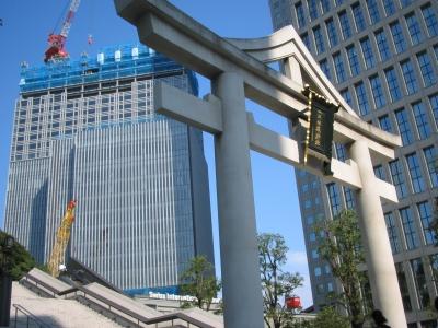 赤坂の日枝神社