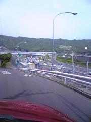 すげー渋滞(--;)