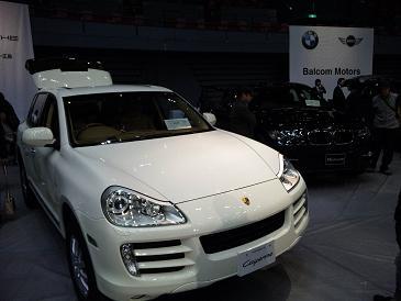 カイエン&BMW