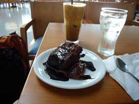 ギリシャのケーキ