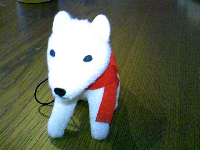 ソフトバンク犬