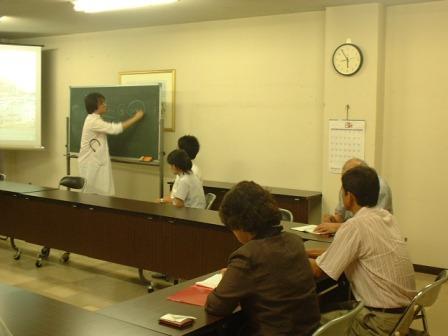 夕張市議会議員の皆様との勉強会(2)