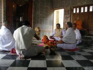 ヴァラナスィの儀式