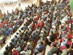 チベット人の会議
