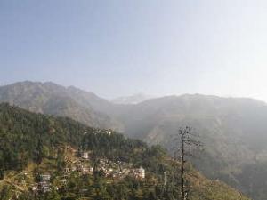ダラムサラ風景