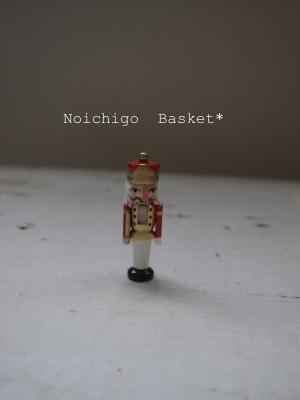 mini mini クルミ割り人形♪