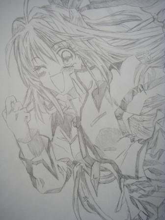 シンクロ☆灰音ちゃん01