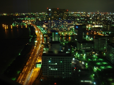 福岡タワーからの眺め01