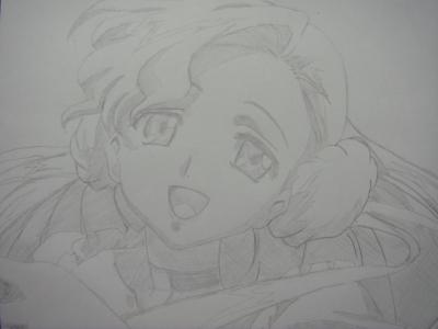 イラスト☆ユフィ