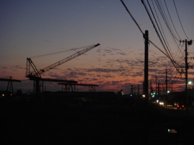 夕方の景色03