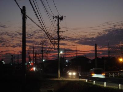 夕方の景色04