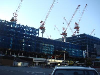 建設中☆新博多駅
