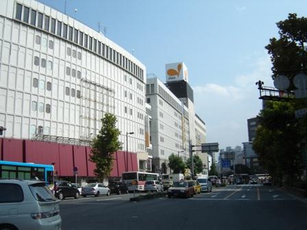 100920福岡天神渡辺通り