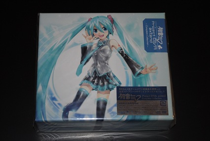 初音ミク-Project DIVA-extend Complete Collection(DVD付) [CD+DVD, Limited Edition] 02