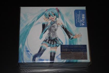 初音ミク-Project DIVA-extend Complete Collection(DVD付) [CD+DVD, Limited Edition] 02