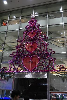 121224クリスマスイルミ14