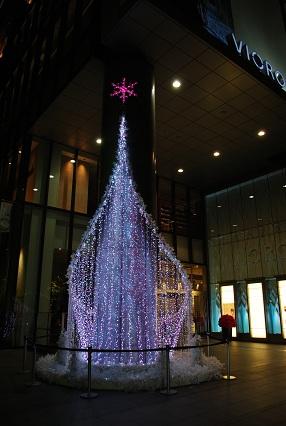 121224クリスマスイルミ15