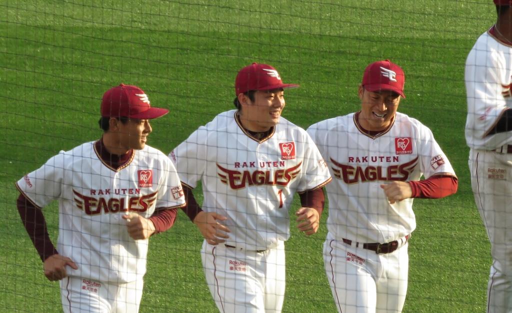松井・美馬投手