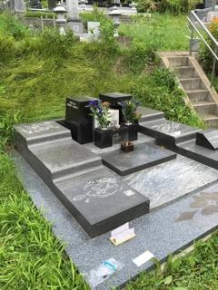 木暮正夫さんお墓まいり   児童文学者協会「研究中記」