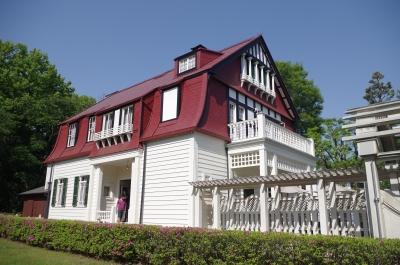 デラランデ邸