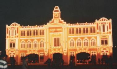 MálagaのFeria