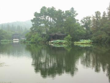杭州・西湖