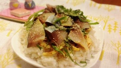 鯖寿司レシピ