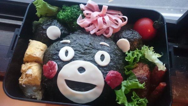 中学生の弁当の日
