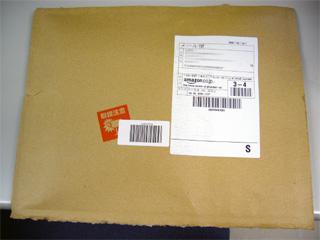 2006/05/26 Amazon.co.jp からのメール便