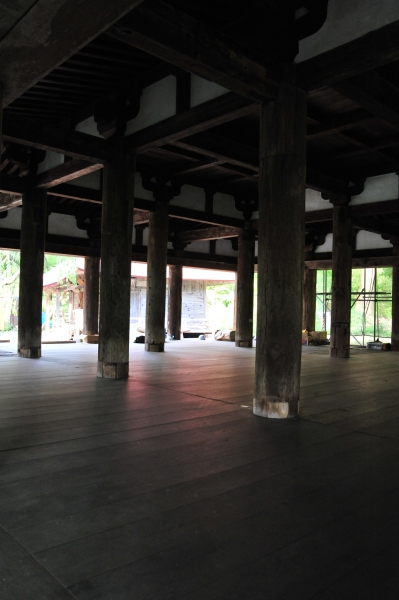 熊野神社長床