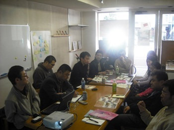 2010.3.21 Tokyo × 熱海 作戦会議