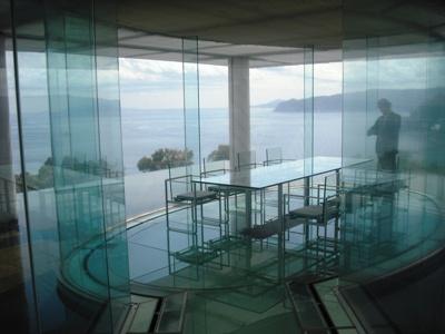 熱海 隈研吾 建築 水/ガラス