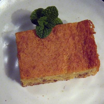 メープルウォルナッツケーキ1