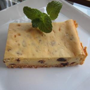 ラムレーズンチーズ1