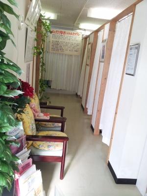 アネア福山�サロン内観