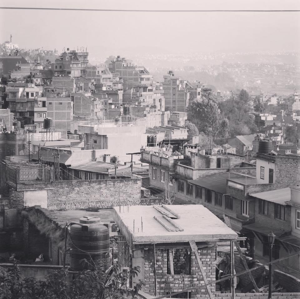 キルティプル ネパール