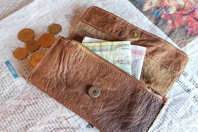 ビレッジレザー 財布