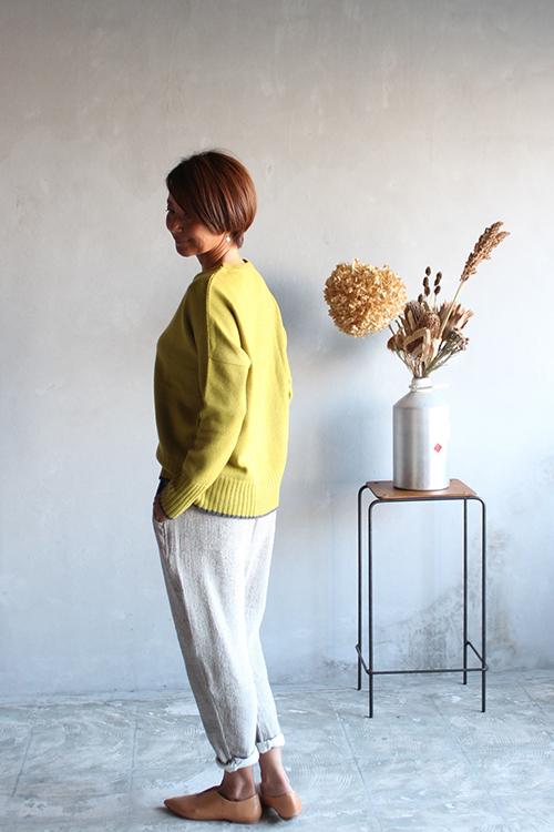 つつむ カシミヤセーター
