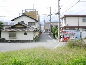 新田駅から2