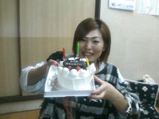 ふさみケーキ