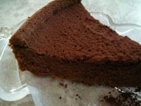 次男作 チョコケーキ