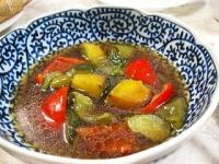 夏野菜の簡単料理