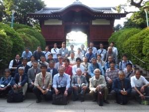 庭園技術連続基礎講座・護国寺