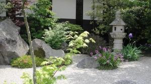 龍泉の湯(加藤平一氏作庭)