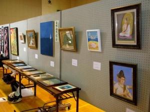 日本画木曜会 文化祭2